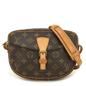 Auth Louis Vuitton Jeune Fille 23 Crossbody Bag